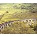 Glenfinnan Viaduct, West Highlands, Scotland.