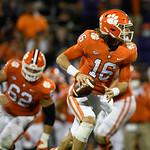 No. 7 Miami at No. 1 Clemson