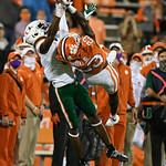 Clemson vs. University of Miami Football