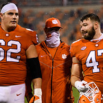 NCAA Football: Miami at Clemson