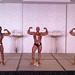 Men's Classic Physique - Open - 2 Dan Smith  1 Christopher Novak 3 Jared Teed_