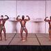 Men's Bodybuilding - Lightweight 2 Derek Macdonald 1 Antione Arsenault 3 Dion Peterson