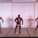 Men's Physique - True Novice 2 Robert Barrieau 1 Mason Mantell Thomas 3 Colin Drysdale