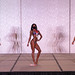 Women's Bikini - Class D 2 Jennifer Rose 1 Bianca Hughes 3 Trina Crowe