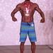 Men's Physique - Masters 40+ 1 Robert Barrieau