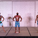 Men's Physique - Masters 40+ 2 Troy Hemeon 1 Robert Barrieau 3 Phil Crabbe