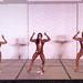 Women's Physique - Open 2 Lori Squires 1 Eve Gagnon 3 Annette Ellis