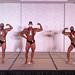 Men's Classic Physique - Class B 2 Kody Macphail 1 Taylor Comeau 3 Steven Losier