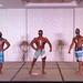Men's Physique - Class B 2 Robert Barrieau 1 Sam Gray 3 Phil Crabbe