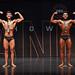 Men's Classic Physique - Junior- 2nd Zaine Osekrie- 1st Sina Soheilian