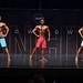 Men's Physique - Class D- 2nd David Cai-1st Bruce Lin-3rd Alexander (Xiaomiao) Li