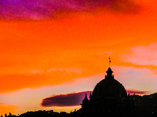 Cusco Sunset