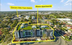 516/7D Olive Street, Seven Hills NSW