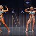 Women's Bodybuilding - Masters 35-2nd Kait Dinunzio-1st Laura Sutton_