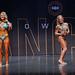 Women's Bodybuilding - Open-2nd Kait Dinunzio-1st Laura Sutton