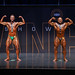 Men's Bodybuilding - Masters 40-2nd Ray Urner-1st Aaron Jewell