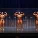 Men's Bodybuilding - Heavyweight-2nd Alex Mejuto-1st Daniel Murphy-3rd Ashley Whittington