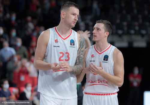 Alen Omic & Danilo Andjusic - ©Christelle Gouttefarde