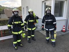 Atemschutzübung Reichenau 10.10.2020
