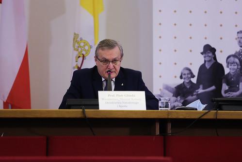 """Konferencja KAI """"Jan Paweł II – niepodległość ducha"""" - Warszawa, 9 października 2020 r."""