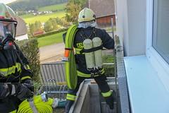 Atemschutzübung Reichenau