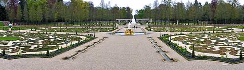 Pays-Bas - Apeldoorn - palais de Het Loo
