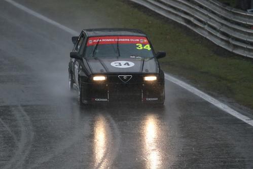 Alfa Romeo Championship - Oulton Park 2020