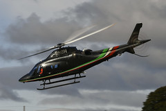 Photo of G-RMBH Leonardo AW109S EGPJ 11-10-20