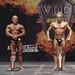 Bodybuilding Masters Lightweight 2nd #9 Brent Ziemski 1st #5 John Dignazio