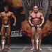 Bodybuilding Heavyweight 2nd #10 Brian Ford 1st #5 Vern Derksen