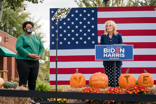 Event with Stacey Abrams - Atlanta, GA - by Biden For President, on Flickr