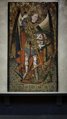 Master of Belmonte, St Michael Defeating the Devil