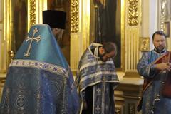 13.10.20 - канун праздника Покрова Пресвятой Богородицы