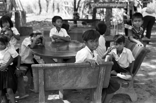 """Kids at the table - Cambodia  (FP4+) • <a style=""""font-size:0.8em;"""" href=""""http://www.flickr.com/photos/65969414@N08/50473126371/"""" target=""""_blank"""">View on Flickr</a>"""