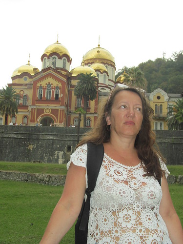 Near the New Athos Monastery