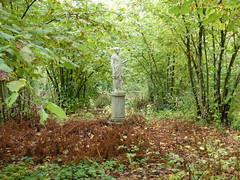 Photo of Autumn at Sissinghurst