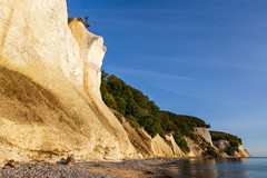Rügen, chalk cliffs