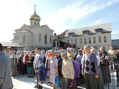 Престольный день в Покровском приходе г.Апшеронска
