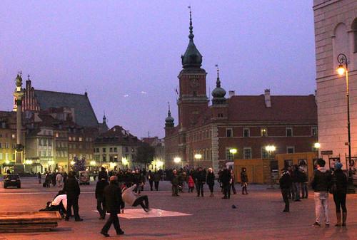Warsaw Stare Miasto - B-Boys - Night 2011 02