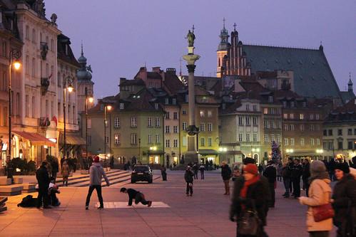 Warsaw Stare Miasto - B-Boys - Night 2011