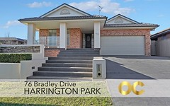 76 Bradley Drive, Harrington Park NSW