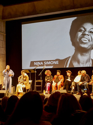 Singer-songwriter Meshell Ndegeocello with guitarist Christopher Bruce Plays Nina Simone