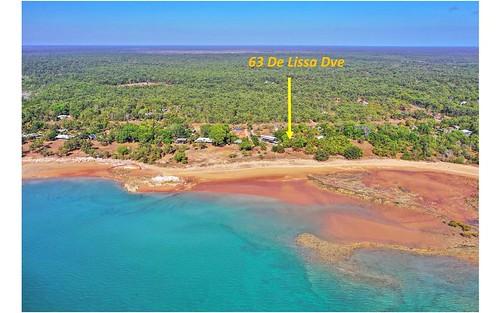 63 De Lissa Dve, Wagait Beach NT 0822