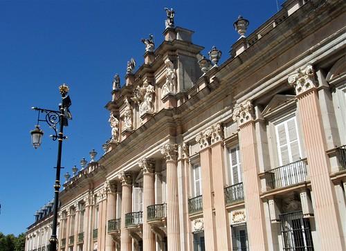 Palacio Real Granja de San Ildefonso-Segovia