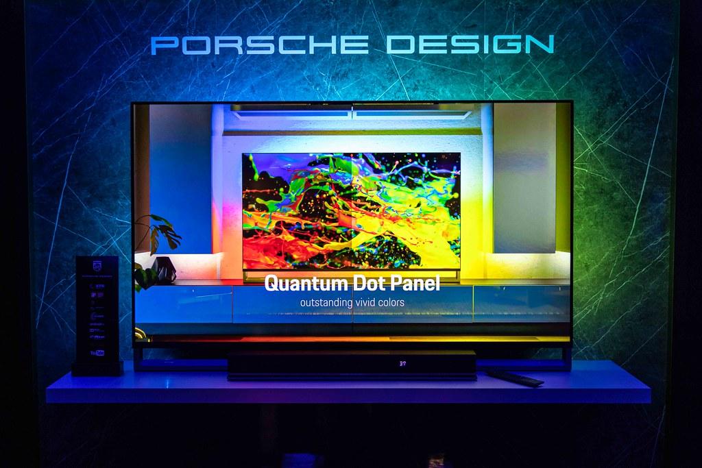 70PD9000採用量子點色彩顯示技術(Quantum Dot Color),具有出色的顯色性能,展現飽和而真實的圖像表現,並呈現逼真自然色彩,觀影就如同身歷其境一般