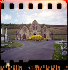 Photo of [Film] Haslingden Cemetery Chapel