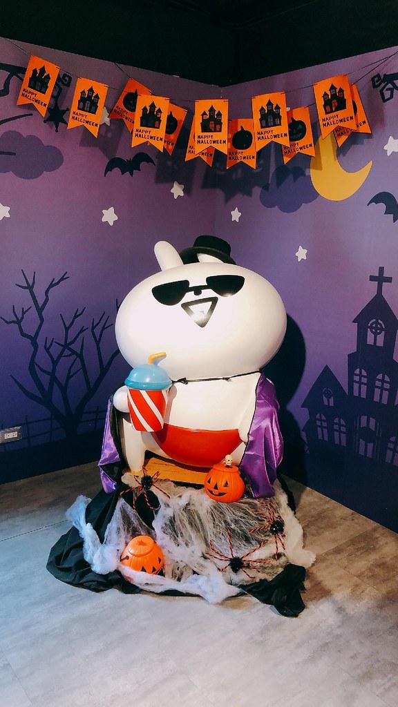 誠品生活武昌店|即日起至11月30日推「FANFANS CAFÉ」主題快閃餐廳趣味登場。