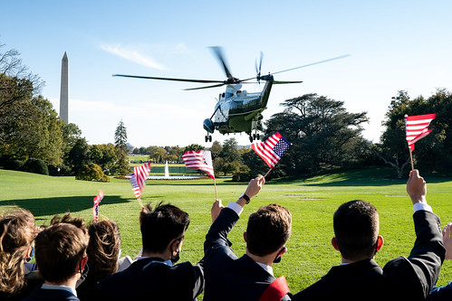 President Trump Travels to IA by The White House, on Flickr