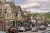 Burford High Street, Oxfordshire, England