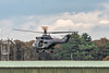 Puma helicopters operating from RAF Woodvale